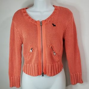 Abercrombie & Fitch Sweaters - Abercrombie & Fitch cropped sweater.